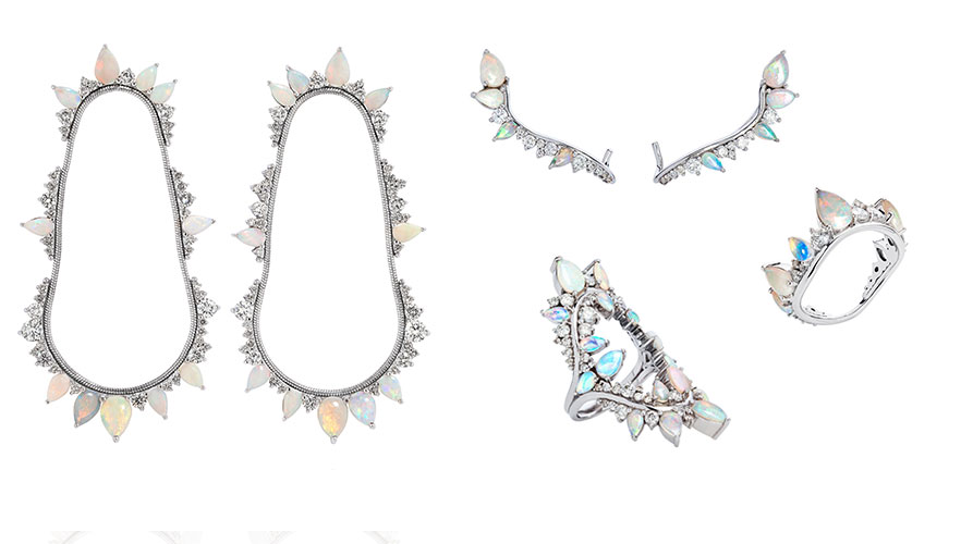 Fernando Jorge Electric Opals Collection